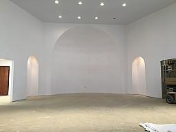 Sanctuary Lights & Drywall