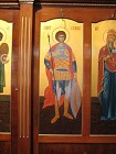 The Holy Great Martyr George, Patron of Our Community